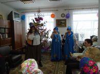 Подробнее: Новогодний концерт для проживающих дома-интерната